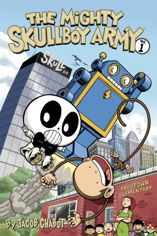 The Mighty Skullboy Army Vol. 1