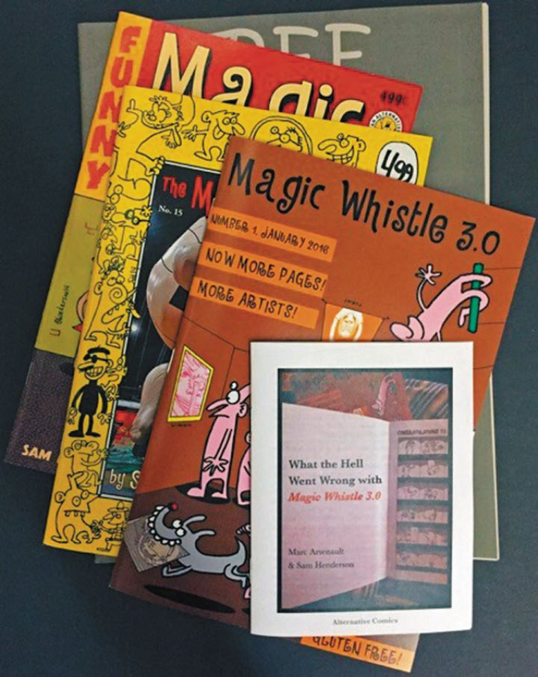 The Magic Whistle 3 Pack Bonanza