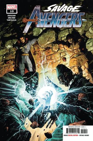 Savage Avengers #10
