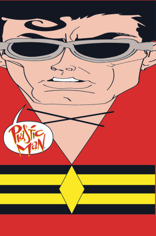 Plastic Man: Rubber Banded (Deluxe Edition)
