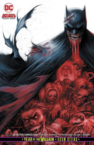 Detective Comics #1013 (Variant Cover)