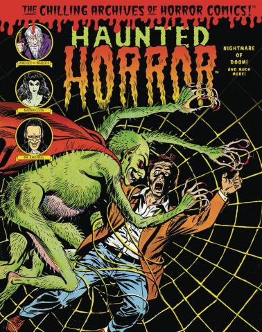 Haunted Horror Vol. 6: Nightmare of Doom!