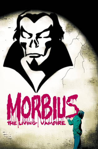 Morbius: The Living Vampire #2 (Martin Cover)