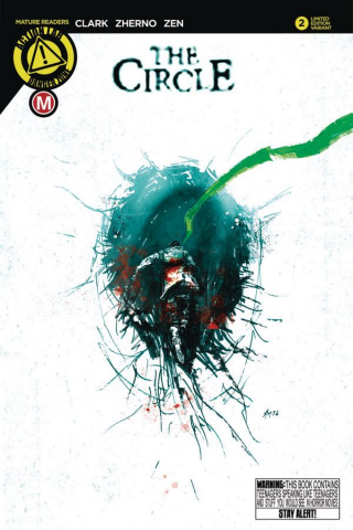 The Circle #2 (Makkonen Cover)