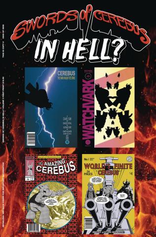 Swords of Cerebus in Hell? Vol. 3
