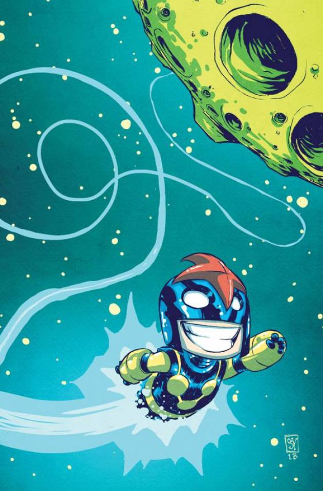 Nova #1 (Young Cover)