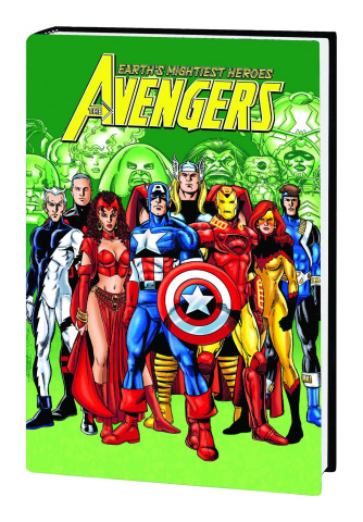 Avengers by Busiek and Perez Vol. 2 (Omnibus)