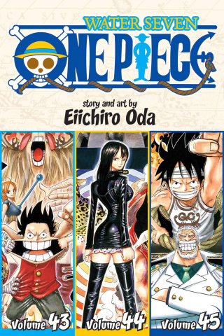 One Piece Vol. 15 (3-in-1 Edition)
