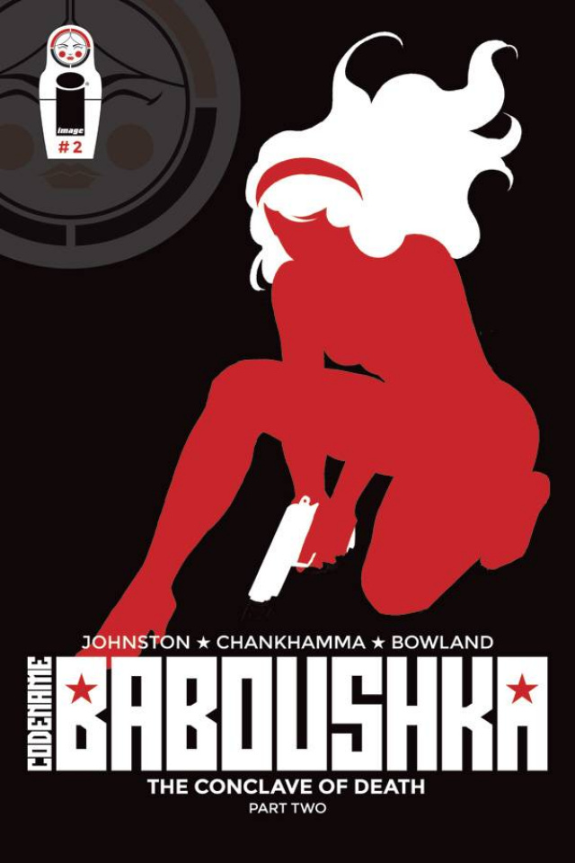 Codename Baboushka: The Conclave of Death #2 (Chankhamma Cover)