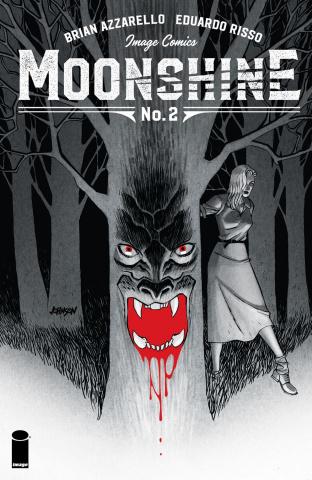 Moonshine #2 (Johnson Cover)