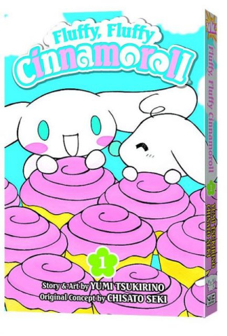 Fluffy, Fluffy Cinnamoroll Vol. 1