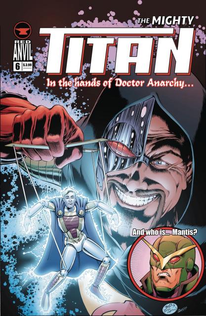 The Mighty Titan #6