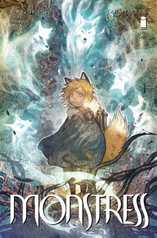 Monstress #15 (Takeda Cover)