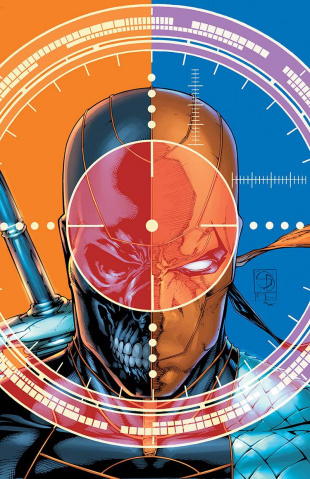 Deathstroke #1 (Variant Cover)