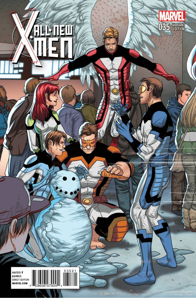All-New X-Men #35 (Welcome Home Cover)