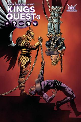 Kings Quest #3 (Lau Cover)