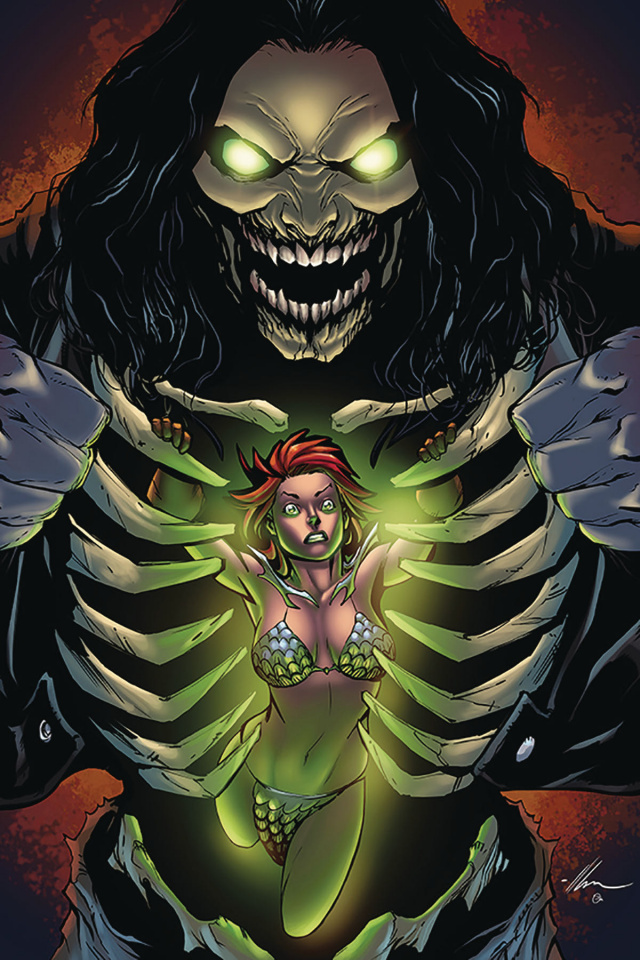 Red Sonja: Age of Chaos #3 (Garza Virgin Cover)