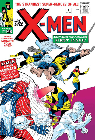 X-Men #1 (True Believers)