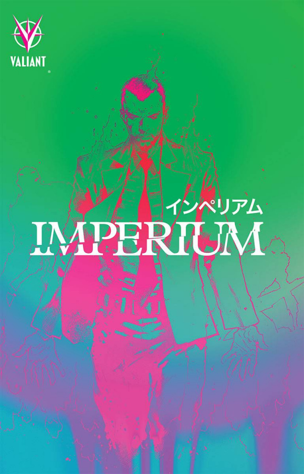 Imperium #1 (10 Copy Hairsine & Muller Cover)