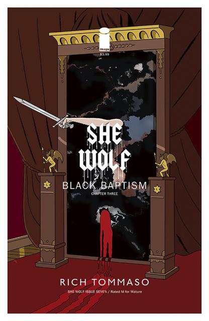 She Wolf #7