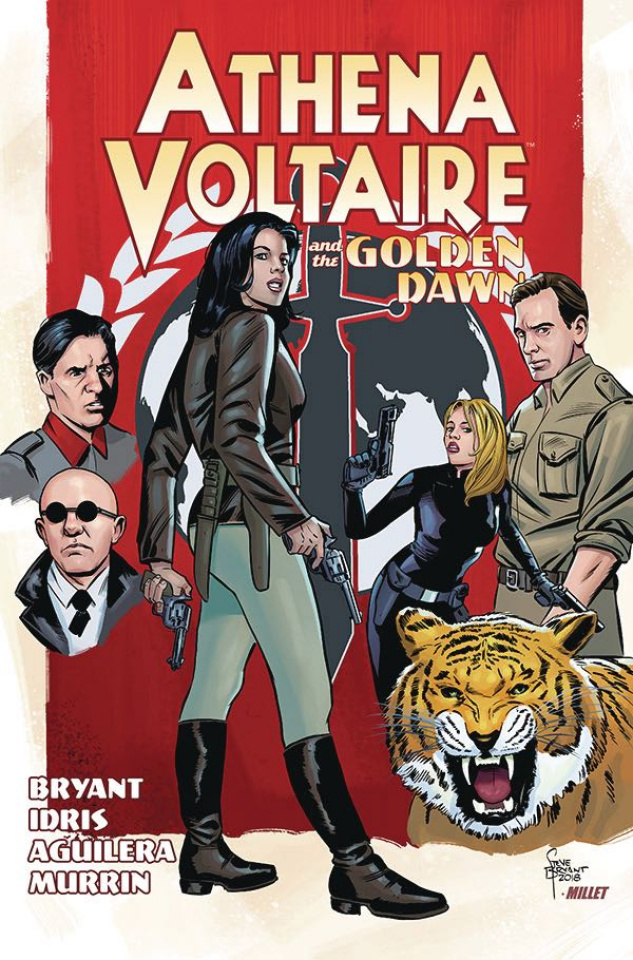 Athena Voltaire and the Golden Dawn