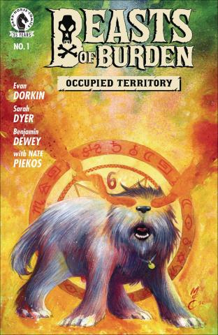 Beasts of Burden: Occupied Territory #1 (McCrea Cover)