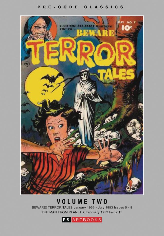Terror Tales Vol. 2