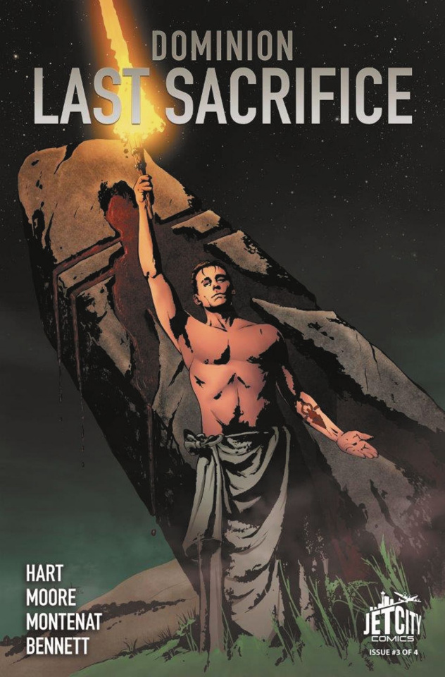 Dominion: The Last Sacrifice #3