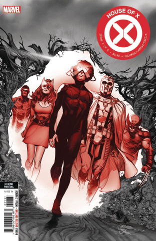 House of X #1 (Larraz 2nd Printing)