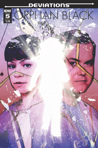 Orphan Black: Deviations #5 (Staggs Cover)
