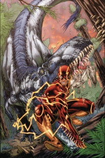 The Flash Vol. 7: Savage World
