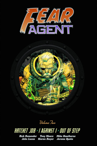 F.E.A.R. Agent Vol. 2
