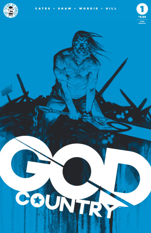 God Country #1 (3rd Printing)