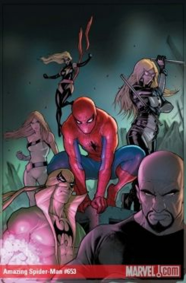The Amazing Spider-Man #653