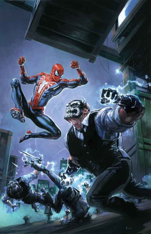 Spider-Man: City at War #2