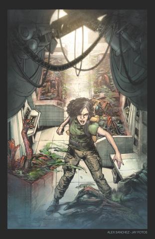 Pandemica #4 (Sanchez Cover)