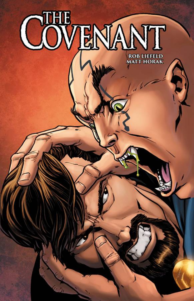 The Covenant #5 (Liefeld Cover)