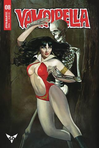 Vampirella #8 (Dalton Cover)