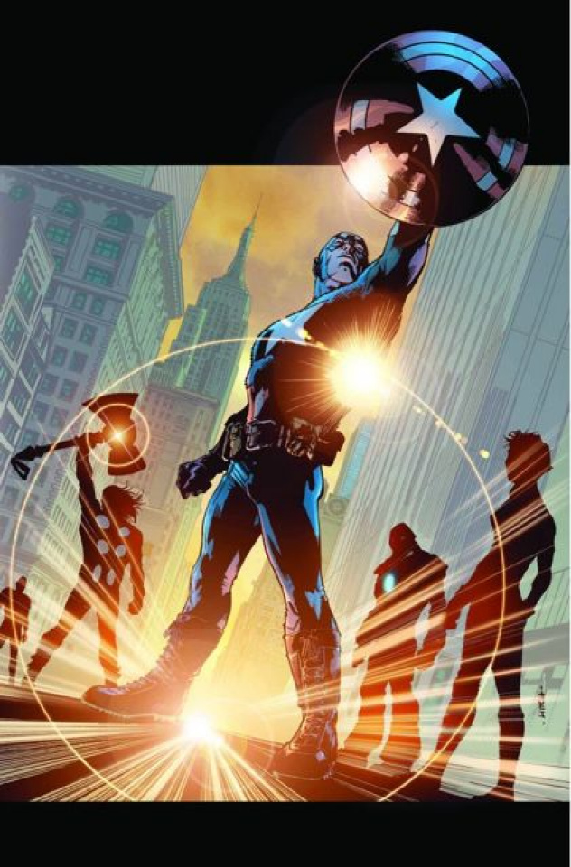 Marvel's Greatest Comics: Ultimates #1