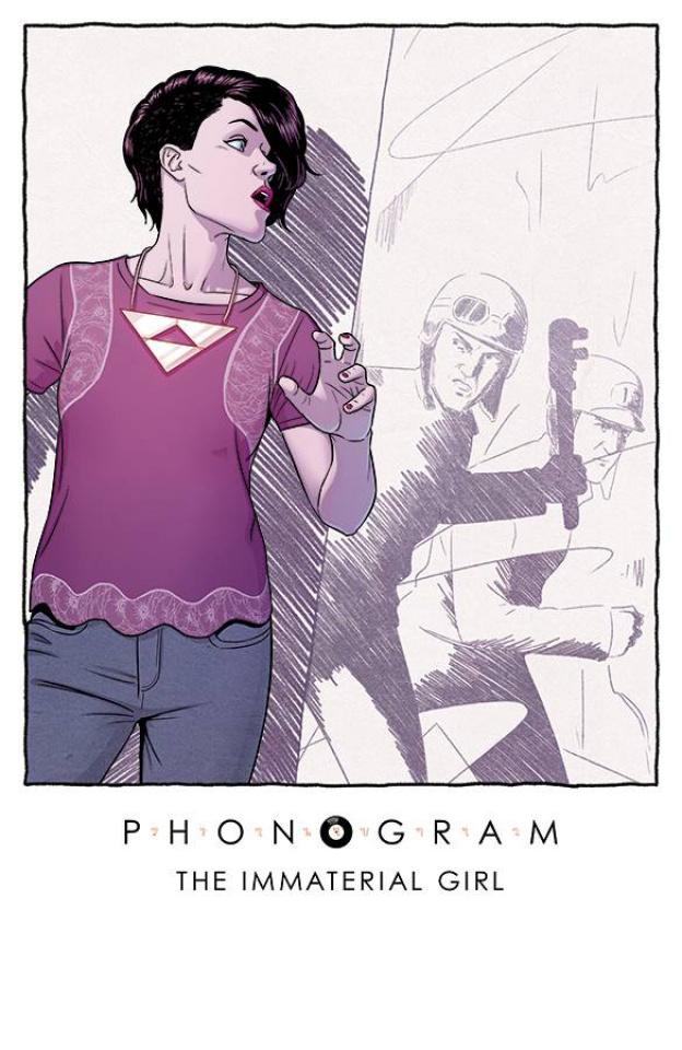 Phonogram: The Immaterial Girl #2