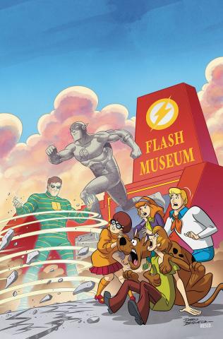 Scooby Doo Team-Up #48
