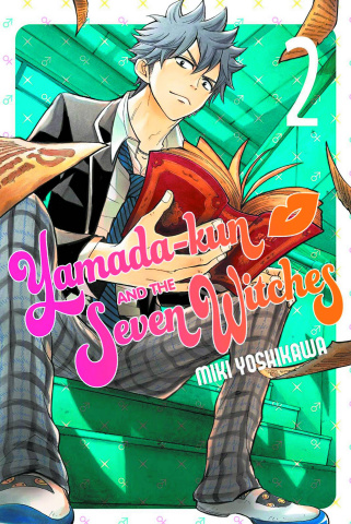 Yamada-Kun and the Seven Witches Vol. 2