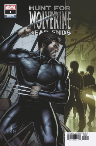 Hunt for Wolverine: Dead Ends #1 (Keown Cover)