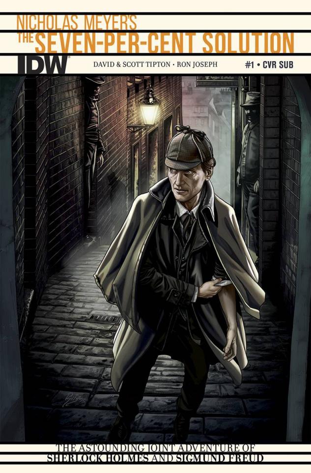 Sherlock Holmes: The Seven-Per-Cent Solution #1