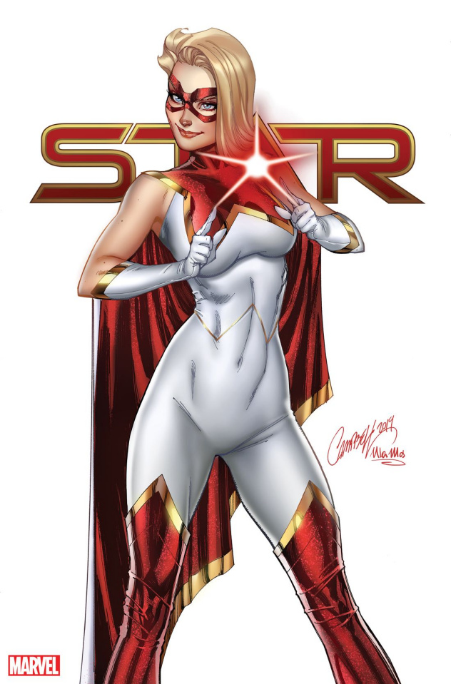 Star #1 (Campbell Cover)