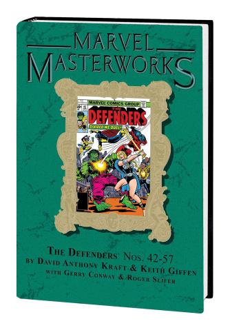 The Defenders Vol. 6 (Marvel Masterworks)