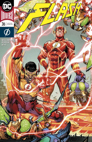 The Flash #36 (Variant Cover)