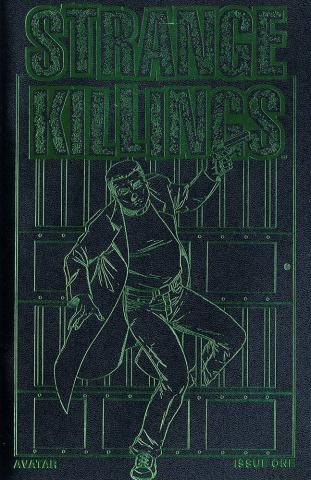 Strange Killings #1 (Leather Cover)
