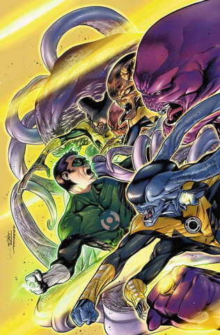 Hal Jordan and The Green Lantern Corps #3
