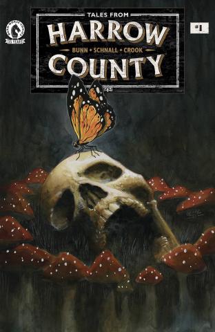 Tales From Harrow County: The Fair Folk #1 (Crook Cover)